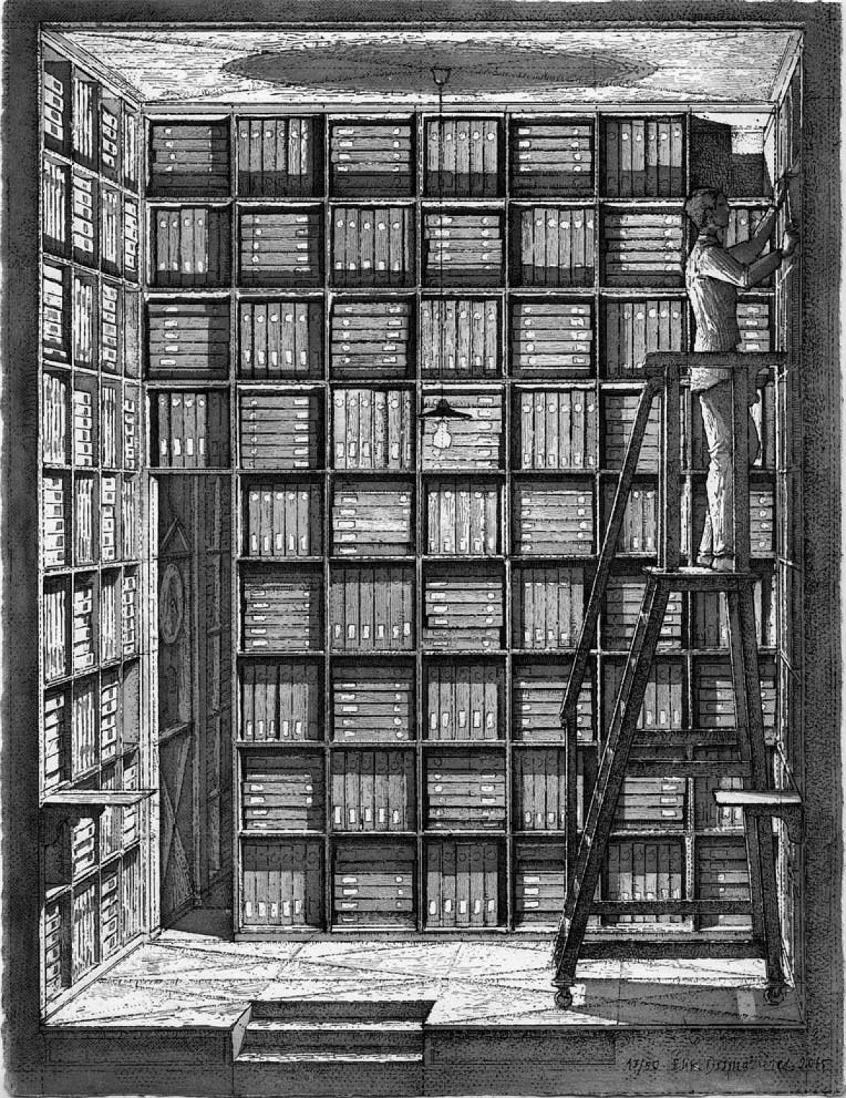 KRA 9/1: L'Archiviste